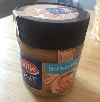Erdnussmus - Producto