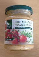 Brotaufstrich Rucola Tomate - Produkt
