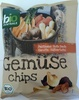 Gemüse-Chips - Produkt