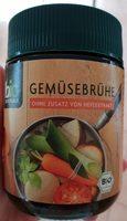 Gemüsebrühe - Produkt