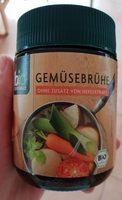 Gemüsebrühe - Product - fr