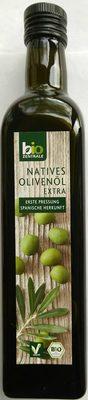 Natives Olivenöl extra - Produkt