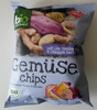 Gemüse Chips -