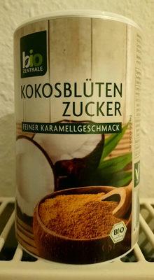 Bio Zentrale Kokosblütenzucker - Produkt