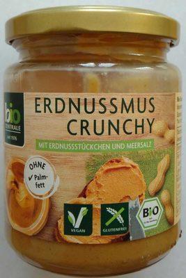 Erdnussmus crunchy - Product
