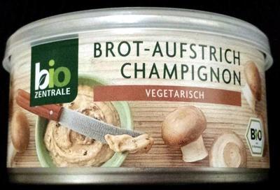 Brot-Aufstrich Champignon - Produit