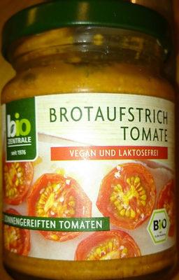 Brotaufstrich Tomate - Produkt