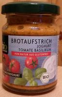 Aufstrich Joghurt Tomate - Produit