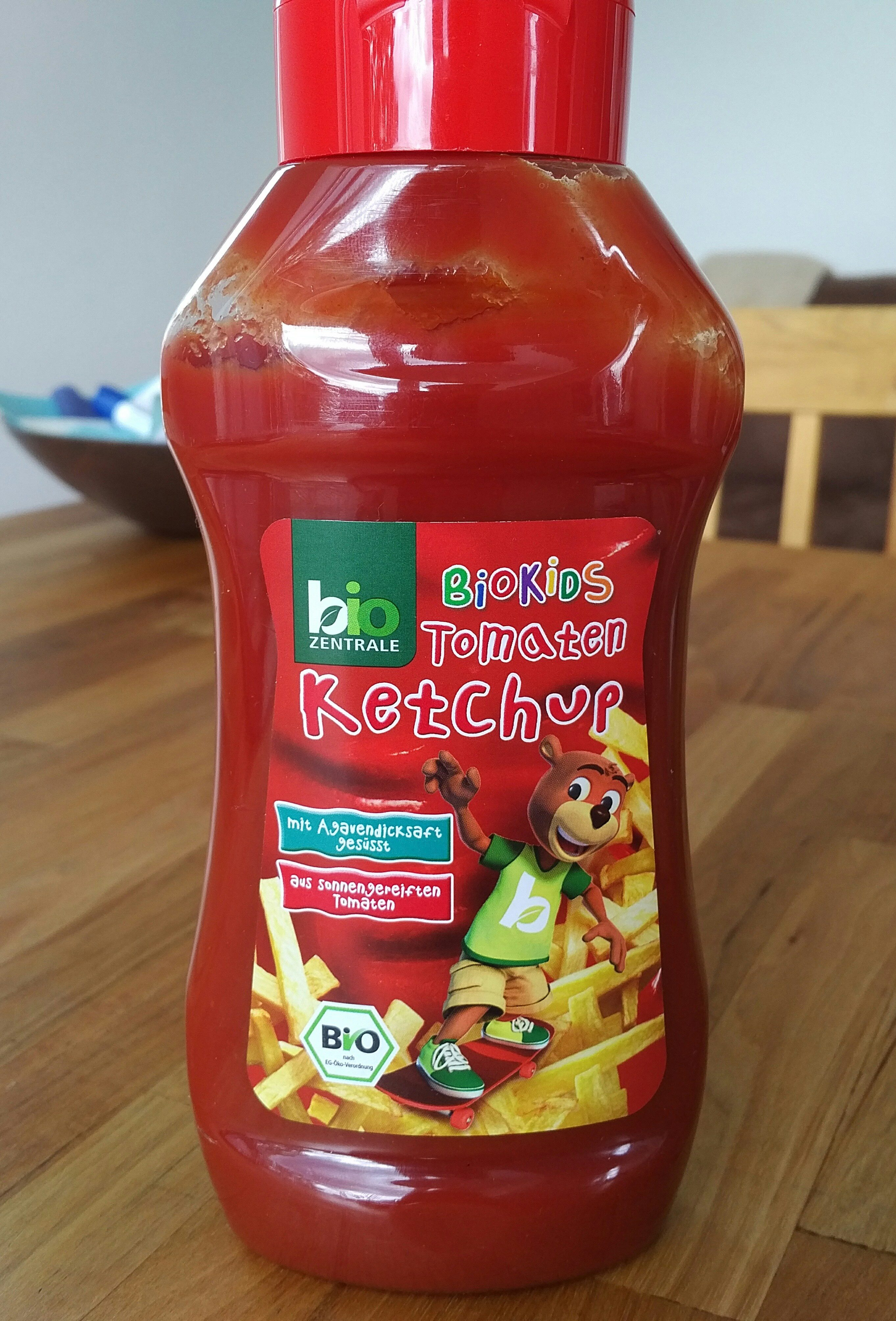 Biokids Tomatenketchup - Product