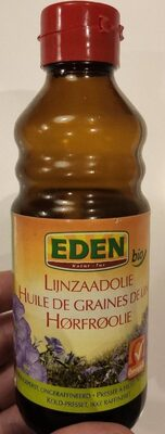 Huile de graines de lin - Product - fr