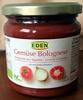 Gemüse Bolognese - Produit