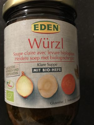 Klare suppe - Product