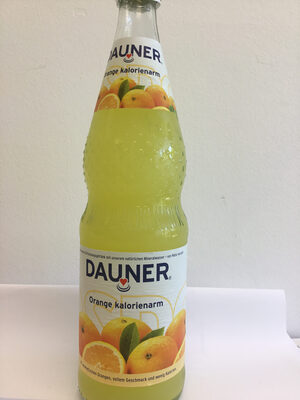 DAUNER ORange Kalorienarm - Product - de
