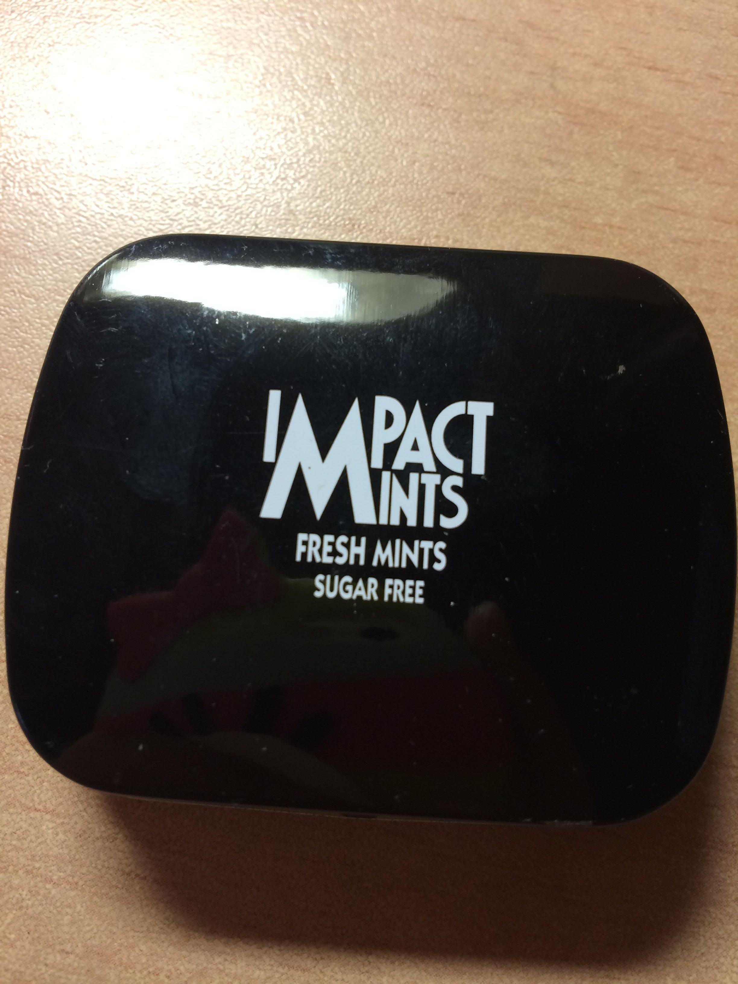 Impacts mints - 产品 - zh