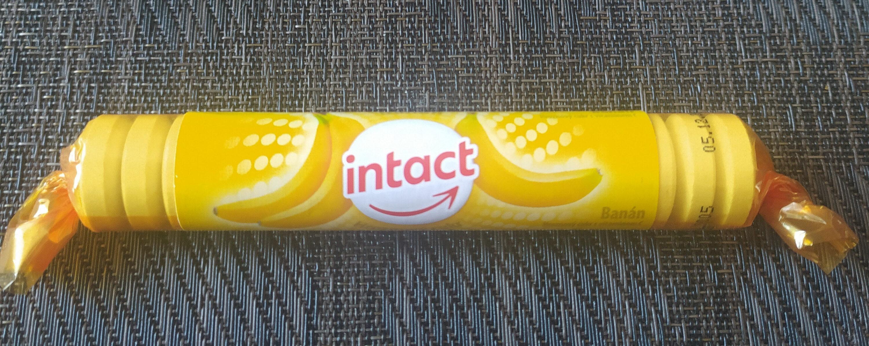 Intact banán - Produit - cs