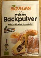 Backpulver - Prodotto - en