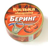 Килька обжаренная в томатном соусе - Product