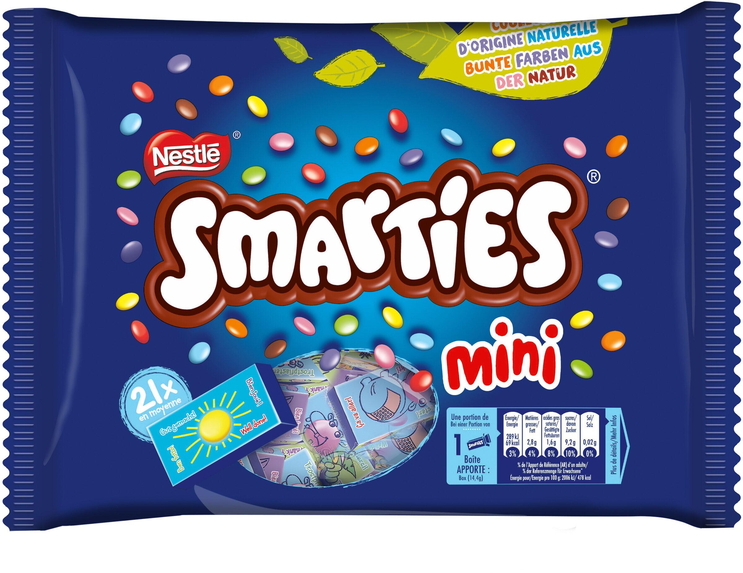 SMARTIES Mini bonbons chocolatés Sachet - Produit - fr