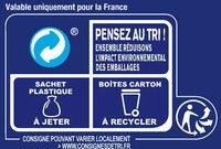 SMARTIES Mini bonbons chocolatés Sachet - Instruction de recyclage et/ou information d'emballage - fr