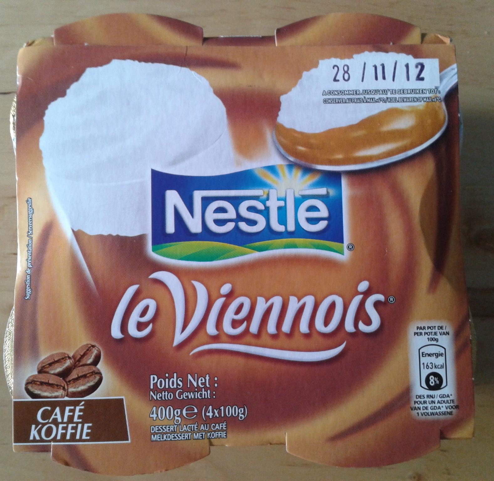 Le Viennois (Café) - Product