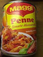 Penne Tomate-Mozzarella - Produit - de