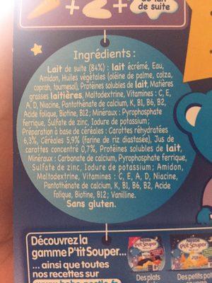 Chargement… - Ingredienti - fr