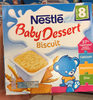 Baby Dessert Biscuit - Product