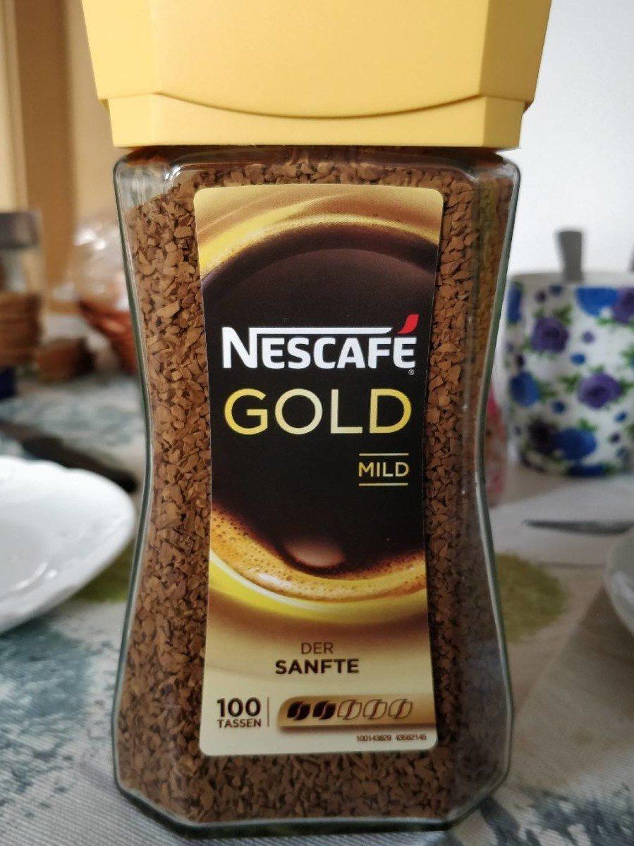 Nescafé Gold - Produit
