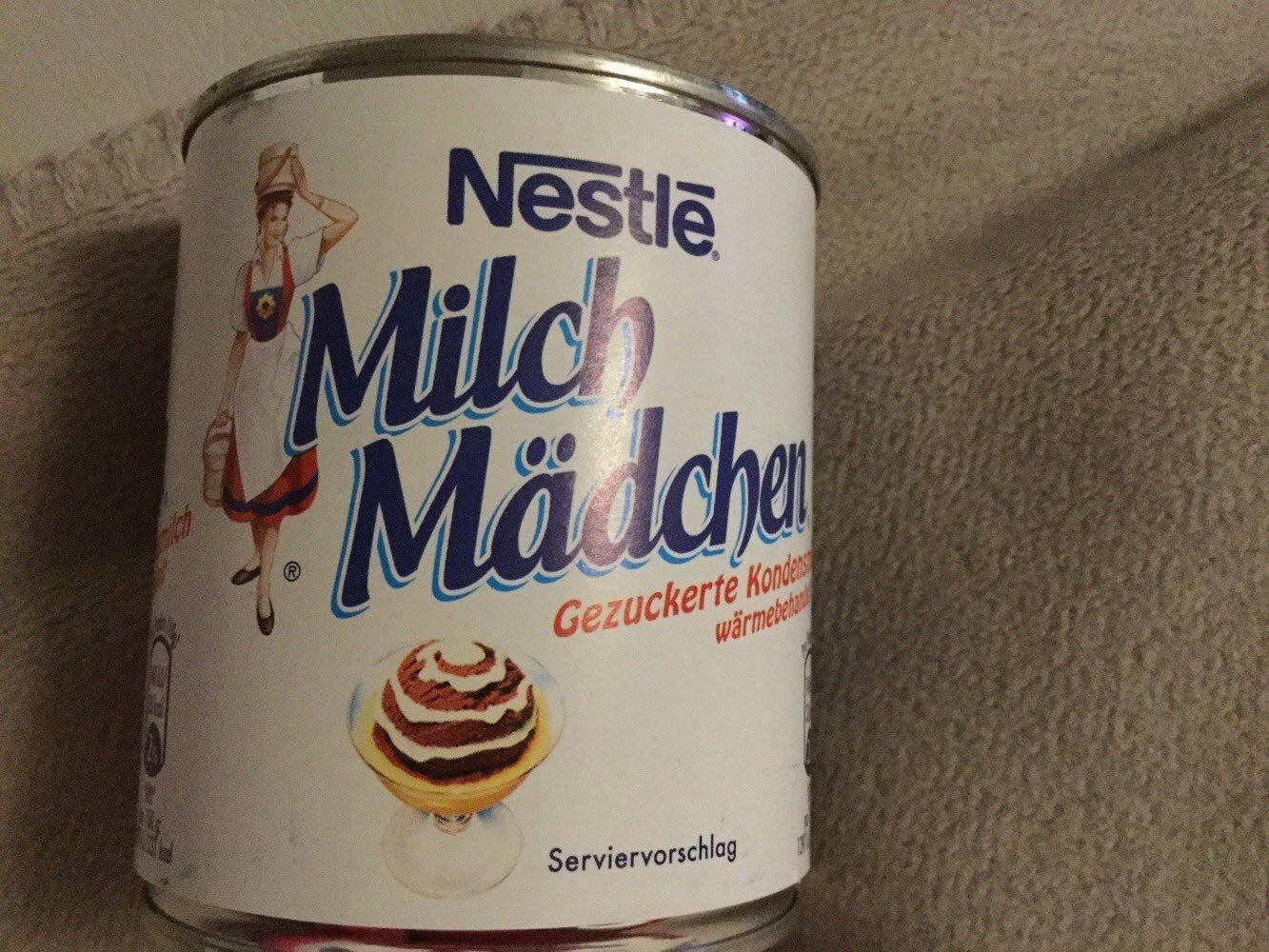 Nestle  Kondensmilch - Product