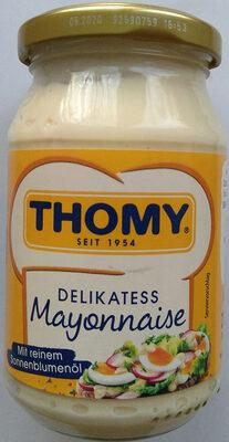 Delikatess Mayonnaise - Product