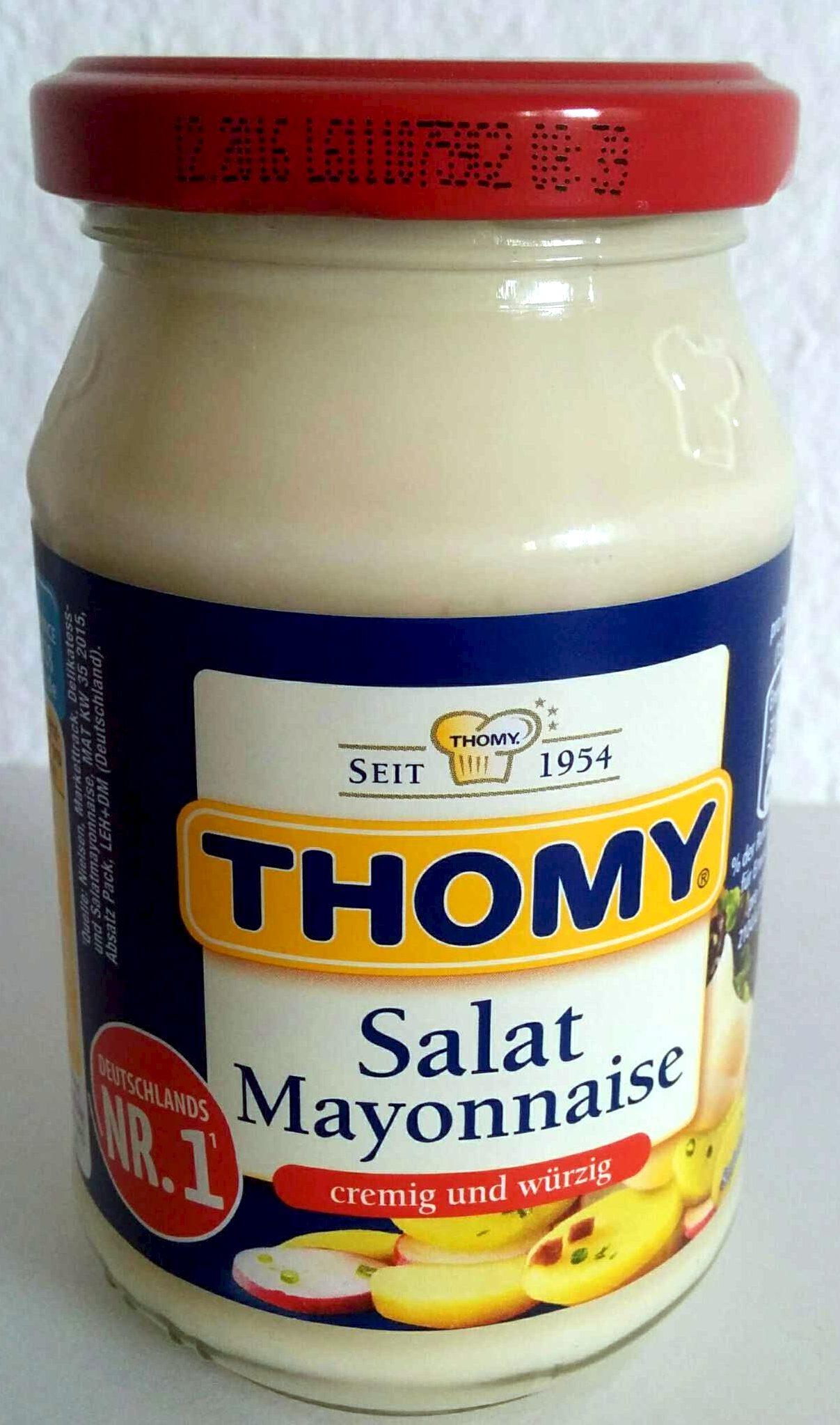 Salat Mayonnaise - Product - de