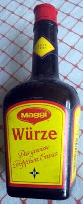 Maggi Würze - front