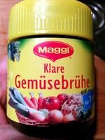 Klare Gemüsebrühe - Produit
