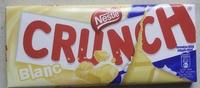 Crunch chocolat blanc - Product