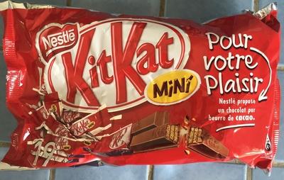 KitKat mini - Produit - fr