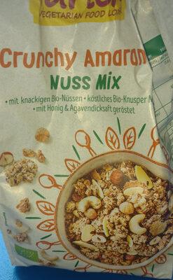 Crunchy amaranth - Voedingswaarden