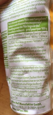 Vegetarian Paté Classic - Informations nutritionnelles - fr