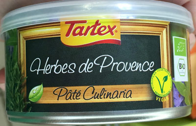 Herbes de Provence Pâté Culinaria - Produit