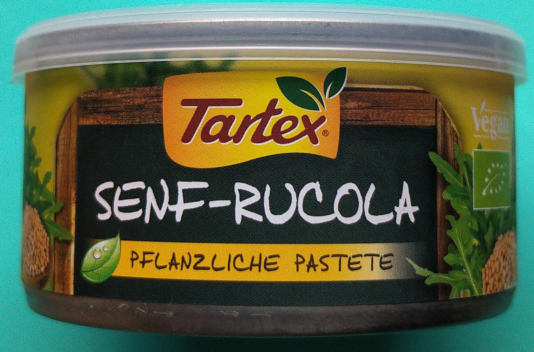 Pflanzliche Pastete Senf-Rucola - Product