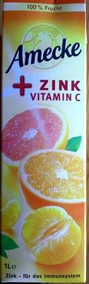 Amecke Zink + Vitamin C - Product - de