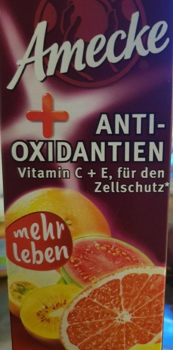 Amecke + Antioxidantien - Prodotto - de