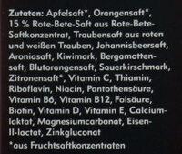 Amecke - Ingrédients - de