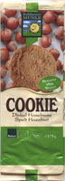 Cookie, Dinkel Haselnuss - Product
