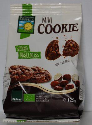 Mini Cookie - Product
