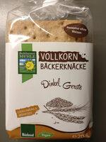 Vollkorn Bäckerknäcke - Product