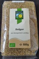 Bulgur - Product