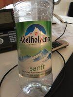 Adelholzener sanft - Product