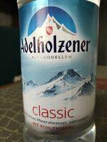 Adelholzener classic - Product