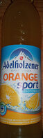 Orange Sport isotonisch - Product - de