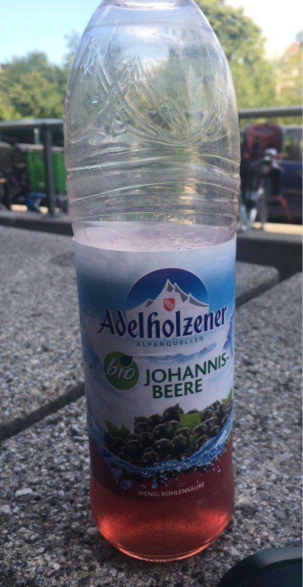 Adelholzener Johannisbeere bio - Product - fr